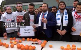 У Ердогана влаштували курйозну акцію проти європейців: з'явилося відео