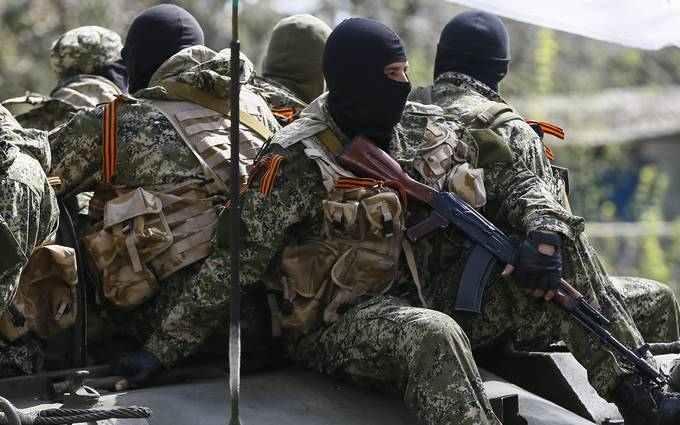 Боевики готовят захват города на Донбассе, - штаб АТО