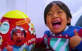 8-летний мальчик стал самой высокооплачиваемой звездой YouTube