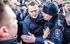 Протести в Росії: мітингувальників затримують сотнями, відбуваються напади на протестуючих