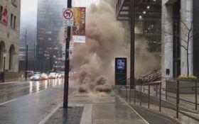 В центре Торонто произошли взрывы: появились фото и видео