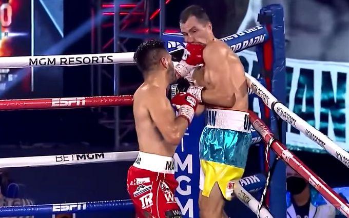 Постол проиграл Рамиресу чемпионские титулы - полное видео зрелищного боя