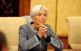 Проиграют все: глава МВФ рассказала о возможных последствиях торговой войны