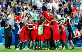 Португалія виграла Євро-2016: опубліковано відео
