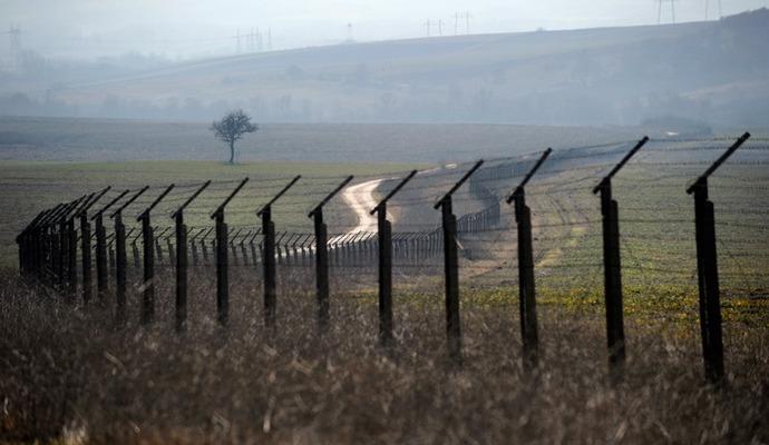 Вблизи украинской границы около 50 тысяч военных из РФ - СБУ
