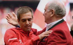 Лам объяснил, почему отказался от работы спортивным директором Баварии