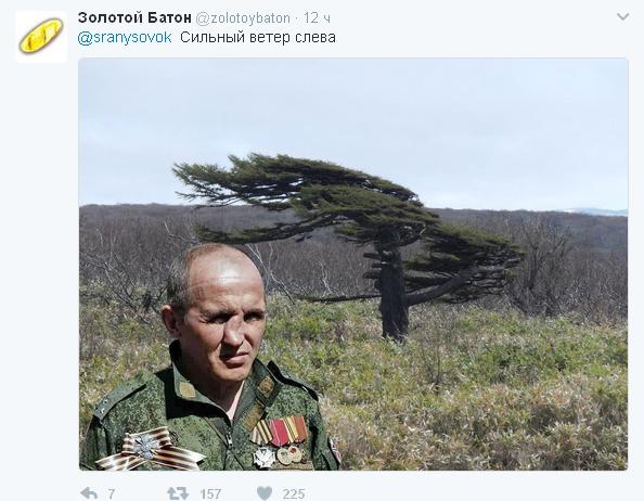 Видный боевик ЛНР стал героем смешных фотожаб (3)