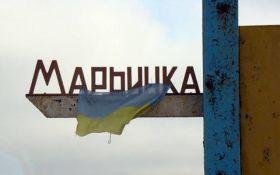 Боевики ДНР обстреляли жилые кварталы Марьинки из минометов - штаб