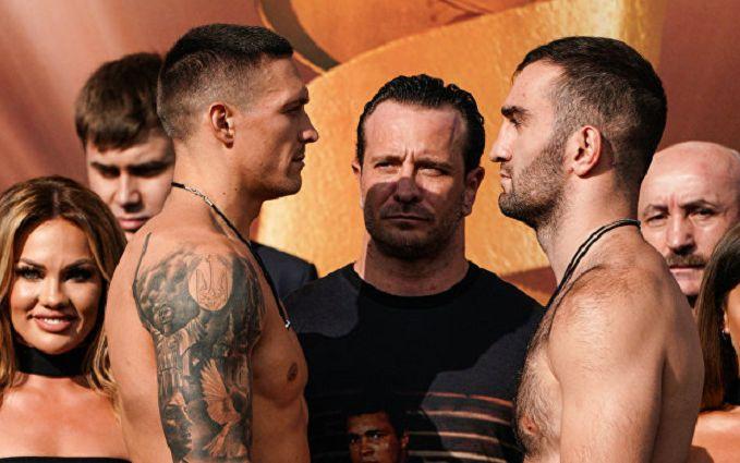 Дуже хочемо реваншу: тренер Гассієва зробив гучну заяву після бою з Усиком