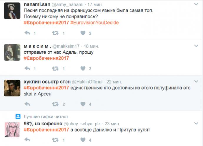Национальный отбор на Евровидение-2017: хроника событий, фото и видео (5)