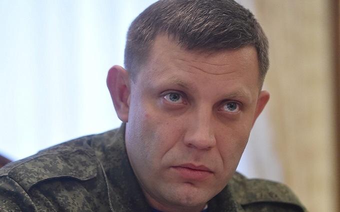 Ватажок ДНР вразив новою маячнею про військовополонених