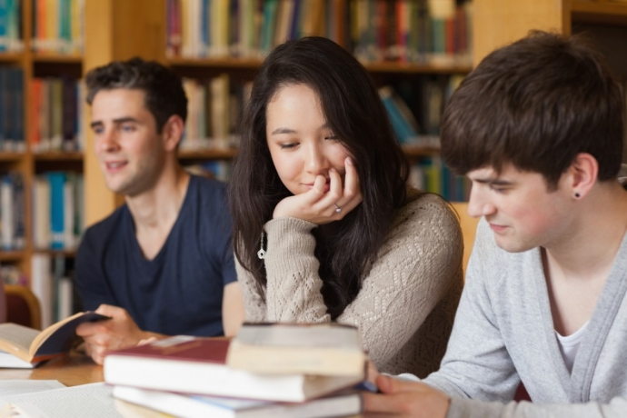 Сегодня - День студентов