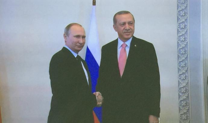 Путін зустрівся з Ердоганом: з'явилося фото (1)