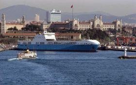 Между Стамбулом и Одессой запустили прямое паромное сообщение