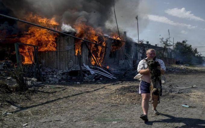 Загиблих на Донбасі мирних жителів вже ніхто не рахує - волонтер