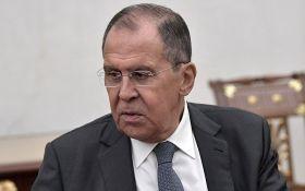 Нужно ввести санкции против Украины: Лавров выступил с новым резонансным заявлением по Азову