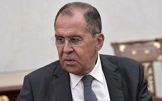Потрібно ввести санкції проти України: Лавров виступив з новою резонансною заявою по Азову