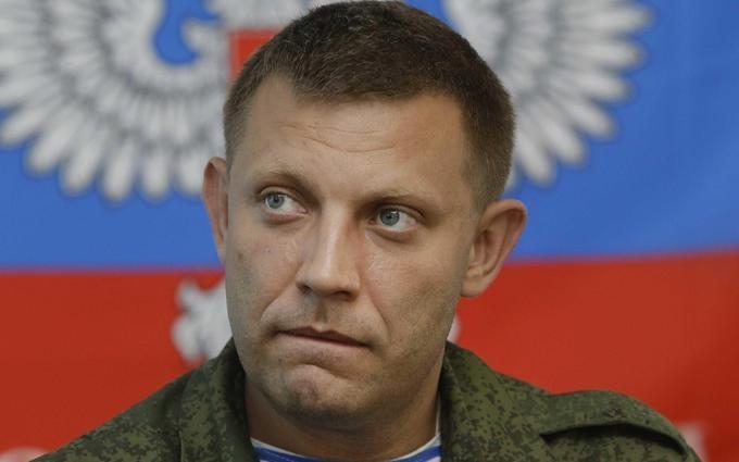Ватажок ДНР виступив з новими погрозами на адресу України