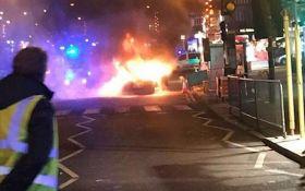 В Великобритании на Рождественской ярмарке произошел взрыв