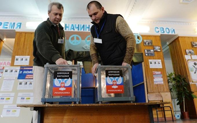 Компромісу бути не може: бойовики ДНР зробили гучну заяву про вибори