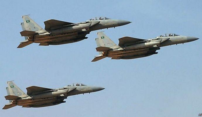 Самолеты Саудовской Аравии перебрасывают на турецкую военную базу