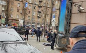 Расстрел Вороненкова: у Авакова сообщили новые подробности о киллере