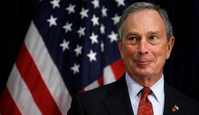 Основатель Bloomberg намерен баллотироваться на пост президента США