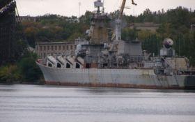 Минобороны приняло решение по многострадальному ракетному крейсеру