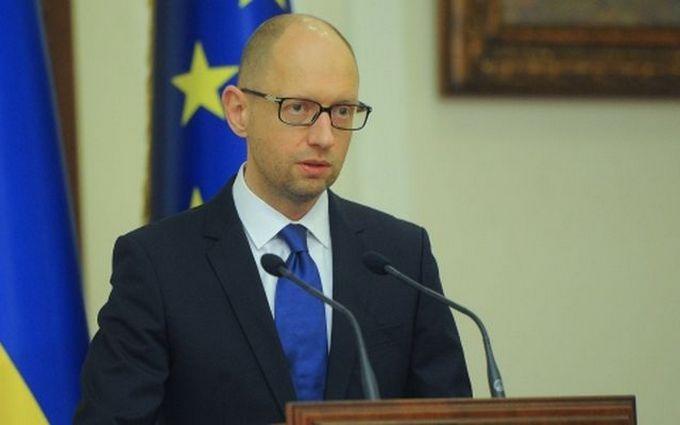 СМИ обнародовали новые данные по отставке Яценюка
