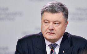Блокада Донбасса: Порошенко выступил с резонансным обвинением