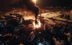 Пожар на химзаводе в Калуше полностью потушен: уже известна причина возгорания