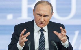 Какое-то хамство: Путин резко отреагировал на санкции США