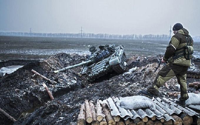 Боевики ночью 84 раза обстреливали укрепления ВСУ - штаб АТО