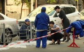 Савченко на каблуках красит забор у комитета ВР: появилось видео
