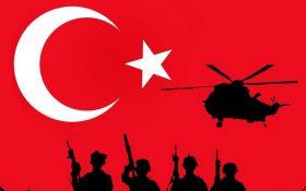 Туреччина стягнула танки до кордону Сирії для стримування атаки Росії