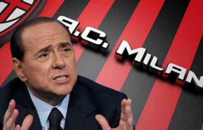 """Берлусконі розповів, яке майбутнє чекає """"Мілан"""""""