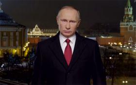 Ничего нового: в сети с иронией показали видео новогоднего поздравления Путина