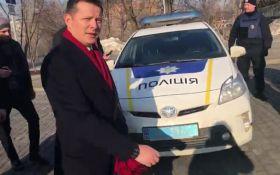 Скандального нардепа освистали в центре Киева: появилось видео