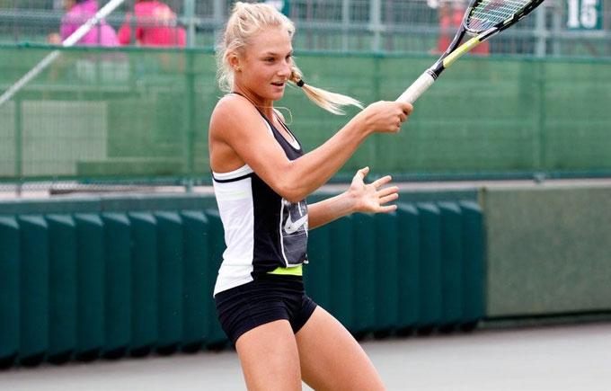 Українська тенісистка сенсаційно перемогла росіянку в півфіналі Вімблдону