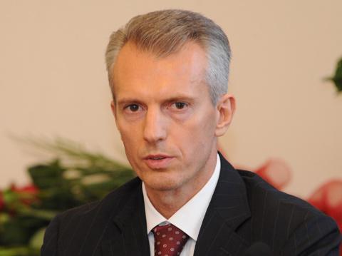 """Хорошковский пообещает еврокомиссарам """"чистые"""" выборы"""