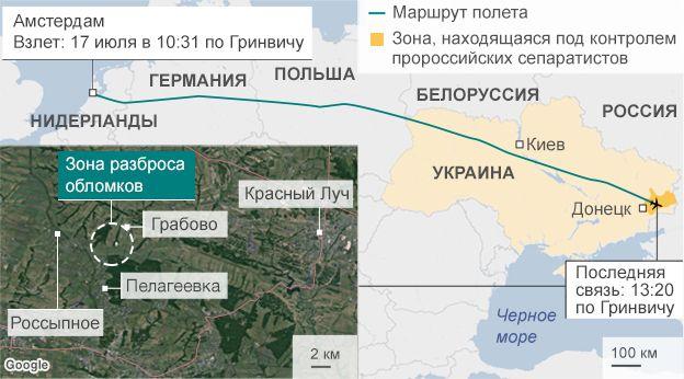 Россия получила громкие обвинения: самое главное в отчете по гибели Боинга MH17 (7)
