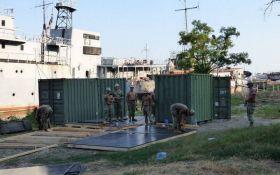 США строят для ВСУ командный центр на Николаевщине: опубликованы фото