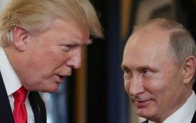 Трамп дав несподіване пояснення своєму привітанню Путіну