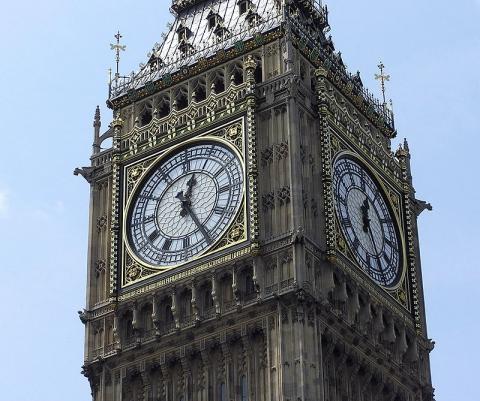 Лондонський Біг Бен зупиниться на три роки (1)