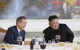 Кім Чен Ин зробив дивовижний подарунок президенту Південної Кореї: опубліковано фото