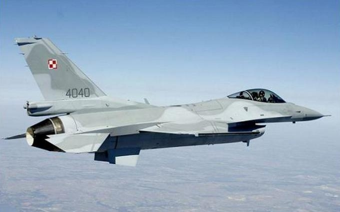 Винищувачі НАТО знову перехопили російський літак