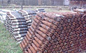 Взрывы в Балаклее: появились шокирующие фото склада боеприпасов до катастрофы