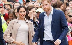 Королівський скандал: названа причина раптового переїзду Меган Маркл і принца Гаррі