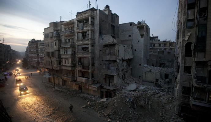 Турция обвинила Россию в разрушении сирийских больниц