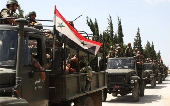 Власти Сирии согласились прекратить боевые действия